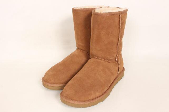 【新入荷!!】アグUGG 5800 M Classic Shortムートンブーツ[LFWO81513]【AW】【中古】【5400円以上のご購入で送料無料】