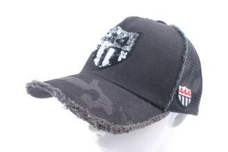 Yoshinori Kotake Loveless comment 444 emblem spangles mesh cap [MHWP64101]