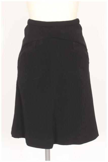 【入荷時より価格値下げ!】ミュウミュウmiumiu フロントポケットスカート[LSKO21567]【PP】【中古】【2点以上同時購入or5400円以上のご購入で送料無料】