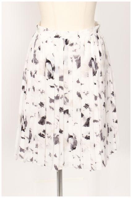 【新入荷!!】ジャスグリッティー 総柄プリーツスカート[LSKO03252]【PP】【中古】【2点以上同時購入or5400円以上のご購入で送料無料】