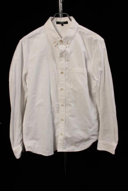 【秋冬物新入荷!!】アタッチメント CAMBRAY OX B.Dシャツ[MSHP80751]【FF】【中古】【5400円以上のご購入で送料無料】
