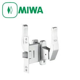 美和ロック MIWA OPJS消音ワンタッチ空錠[OPJSS] 小型ハンドルOPJS型