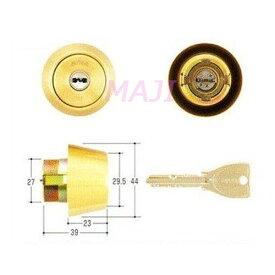 美和ロック,MIWA PR-BH,DZ,LD,LDSP,ゴールド(BS)色シリンダー MCY-225