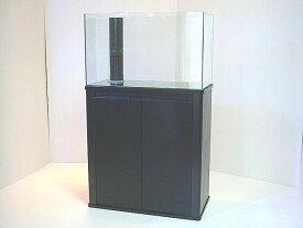 【RCP】【セット祭り】600サイズ★オーバーフロー水槽セット★ブラック三重管仕様★■【最安値挑戦】 ■ 【大型ガラス製品】
