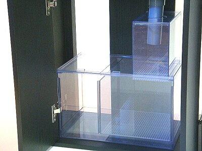 コトブキプロスタイル600S水槽台設置例