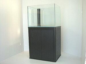 【RCP】【激安セット祭り】600×450サイズ★オーバーフロー水槽セット★ブラック三重管仕様★■  【最安値挑戦】 ■ 【大型ガラス製品】
