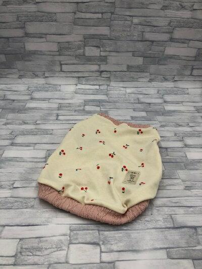 ドッグウェア【オリジナル商品】SMチェリーさくらんぼノースリーブ女の子ドッグウェアブルドッグフレンチブルドッグかわいい犬愛犬4サイズS/M/L/XL散歩部屋着日本製送料無料