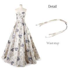 綺麗な色のドレス