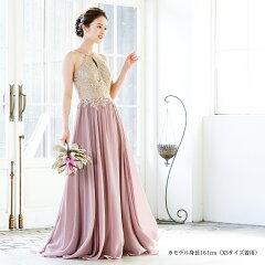 アールズガウンのロングドレス
