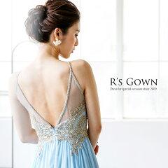 刺繍が素敵なデコラティブドレス