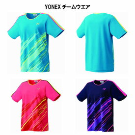 ヨネックス レディース ゲームシャツ 20497 ヨネックス チームウエア キャンペーン 2020 テニス ソフトテニス バドミントン ウエア