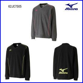 ミズノ ブレスサーモスウエットシャツ 62JC7505 テニス ソフトテニス バドミントン