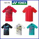 ヨネックス メンズシャツ 10174 テニスウエア バドミントンウエア
