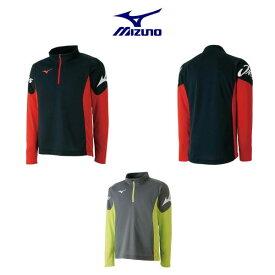 【クーポンで最大300円OFF】 ミズノ ブレスサーモライトシャツ 62JA8X11 ソフトテニス日本代表応援シャツ 楽天ファッション