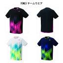 ヨネックス ゲームシャツ フィットスタイル 10321 ブラック ホワイト ネイビーブルー SS S M L O XO