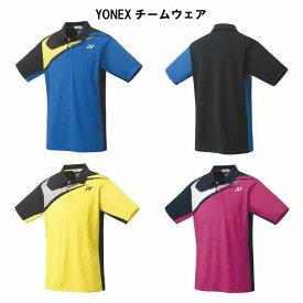 ヨネックス ウェア ゲームシャツ 10412 YONEX チームウェア キャンペーン 2021 テニス ソフトテニス バドミントン