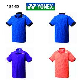 ヨネックス ポロシャツ(フィットスタイル) 12145