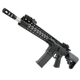 APS コルト M4 10インチバレル フルメタルブローバック電動ガン 18歳以上エアガン