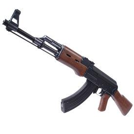ダブルイーグル カラシニコフAK47メタルギアボックス アサルトライフル スタンダード電動ガン M86 18歳以上エアガン