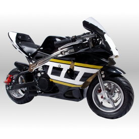 ☆最速50ccポケバイ エンジン搭載 ポケットバイク☆GP CRESTカラーモデル格安消耗部品