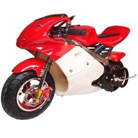 ポケバイ CR-PBR01☆50cc GP赤白カラーモデルポケットバイク格安消耗部品