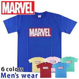 ★メール便送料無料★ MARVEL マーベル 半袖 Tシャツ メンズ 9272-0478 コミック グッズ プリント