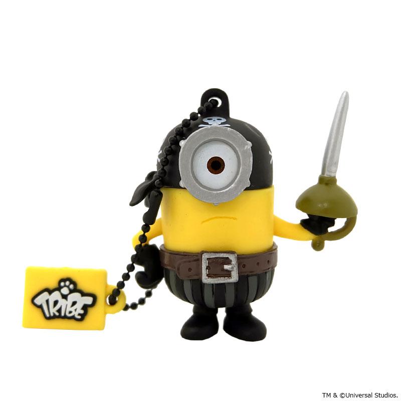 映画 オフィシャルグッズ ミニオンズ USBメモリ 海賊時代
