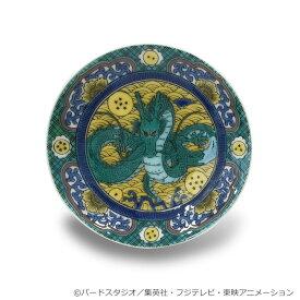 ドラゴンボール 九谷焼豆皿 吉田屋風神龍図