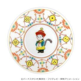 ドラゴンボール 九谷焼豆皿 瓔珞紋悟飯図