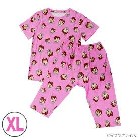 志村けん 変なおじさん パジャマ上下セット XLサイズ