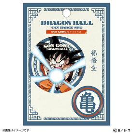 【フジテレビ限定】ドラゴンボール超 缶バッジセット かめはめ波