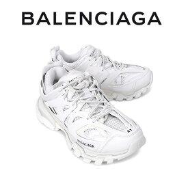 4 BALENCIAGA バレンシアガ スニーカー TRACK SNEAKER ホワイト 542023 W1GB1 9000 トラックスニーカー