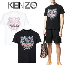 9 14 KENZO ケンゾー FA55TS5114YO タイガー Tシャツ