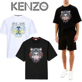 10 16 KENZO ケンゾー FA55TS5004YA タイガー Tシャツ