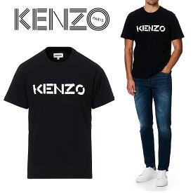 23 KENZO ケンゾー FA65TS0004SJ ロゴ Tシャツ ブラック