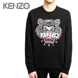 6 KENZO ケンゾー FA55SW0014XA タイガー刺繍 スウェット/トレーナー