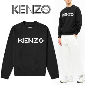 16 KENZO ケンゾー FA65SW0004MD スウェット トレーナー ブラック