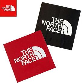 THE NORTH FACE ノースフェイス TNFステッカー 小 スクエアロゴ