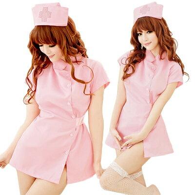 コスプレ ナース 看護婦 ナース服 ナースキャップ 白衣 レディース 衣装 仮装 制服 コスチューム