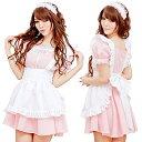 ハロウィン 衣装 メイド服 コスプレ メイドコスチューム 仮装 セクシー アリス AKB48風 ウェイトレス プリンセスメイド 1710イーグルス