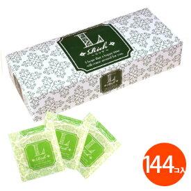 コンドーム 業務用 リッチ 144個 Lサイズ 大容量 業務用コンドーム 避妊具 スキン ゴム