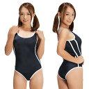 コスプレ スクール水着2本ライン(紺) コスプレ 定番 競泳水着 カラー スク水 水着