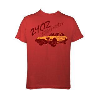 【楽天独占販売!】日産×Tシャツ【FAIRLADY Z 40th Anniversary/フェアレディZ 40th S30 Z432】