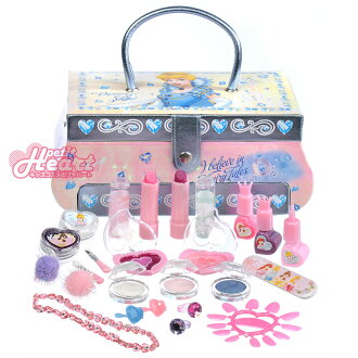 Romantic makeup bag 3-make books/vanity case/makeup set