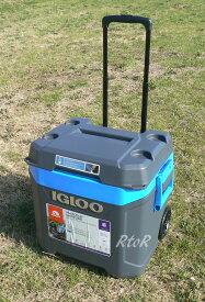 【送料無料】IGLOO 62qt「MAXCOLD 58L(62QT) キャスター付き」2018/クーラーボックス/車輪付き/イグルー/イグロー
