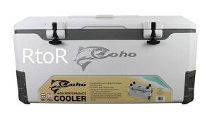 【送料無料】COHO 超大型クーラーボックス 【165qt/156L】 コーホー ブローモールド クーラーボックス ※同梱不可商品