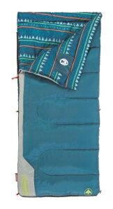 コールマン 子供用 寝袋 封筒型 快適使用温度10℃ ユース スリーピングバッグ Coleman