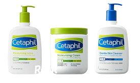 Cetaphil セタフィル お得3種類セット クレンザー&ローション&クリームセット