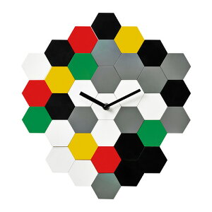 IKEASMYCKEウォールクロックマルチカラー壁掛け時計組み合わせ自由♪イケア