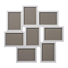 IKEA VAXBO 壁掛けフォトフレーム/コラージュフレーム 8ピースセット イケア